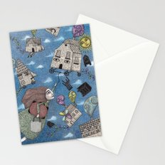 Moving Day Stationery Cards