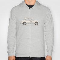 Famous Car #4 - VW Beetle Hoody