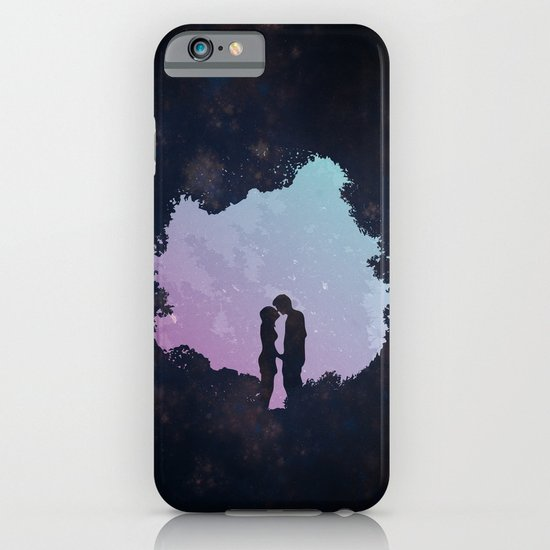 Edge of the Moonlight iPhone & iPod Case