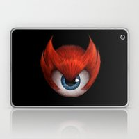 The Eye of Rampage Laptop & iPad Skin
