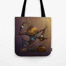 Freddy Pumpkins Tote Bag