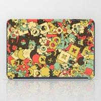 Nineteen Shapes iPad Case