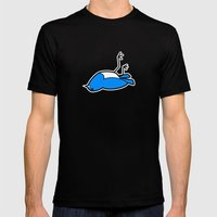 T-bird Mens Fitted Tee Black SMALL