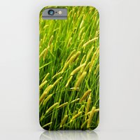 Spring Grass iPhone 6 Slim Case