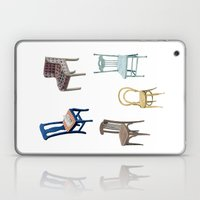 Chairs number 2 Laptop & iPad Skin
