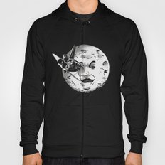 Méliès's moon: Times are changing. Hoody