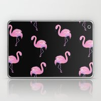 Flamingoes Everywhere!!! Laptop & iPad Skin