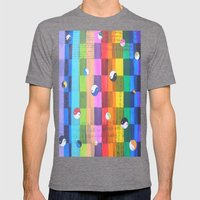HH 14 A Ii Mens Fitted Tee Tri-Grey SMALL