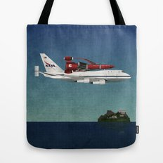 Thunderbird Carrier Tote Bag