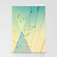 Cool World #3 Stationery Cards