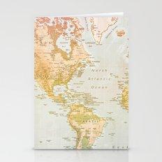 Pastel World Stationery Cards
