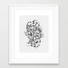 Art of Geometry 6 Framed Art Print