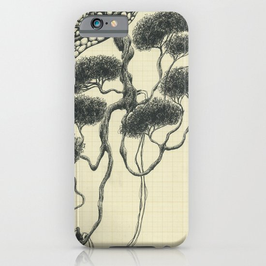 Artificial Tree N.14 iPhone & iPod Case