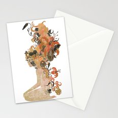 Freya's Hair (Gold) Stationery Cards