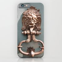 Lions Head iPhone 6 Slim Case