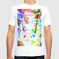 Born This Way. Mens Fitted Tee White SMALL