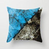 Asphalt 2 Throw Pillow