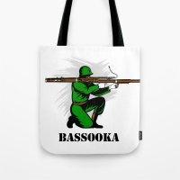 Bassoon Bassooka Tote Bag