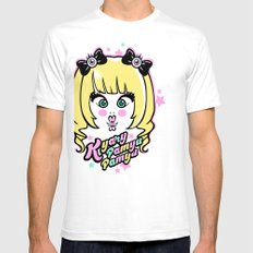 Kyary Pamyu Pamyu 4 T-shirt Mens Fitted Tee SMALL White