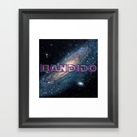 Bandido: Outlaw From Out… Framed Art Print