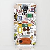 Collage Galaxy S4 Slim Case