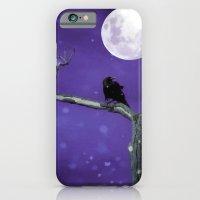 Moonlit Winter Sky iPhone 6 Slim Case