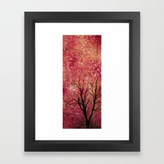Season Framed Art Print