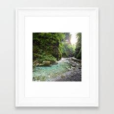 Kakuetta Framed Art Print