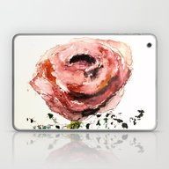 The First Rose Laptop & iPad Skin