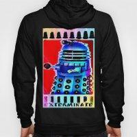 Dalek; Doctor Who; Exterminate Hoody