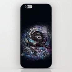 Future monkey iPhone & iPod Skin