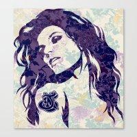 Floral Dream Canvas Print