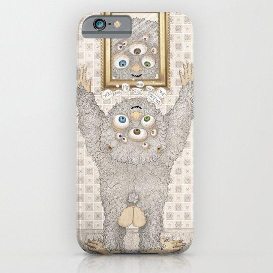 My best friend Monster iPhone & iPod Case