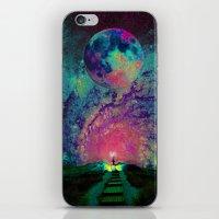 Cosmic Shore iPhone & iPod Skin