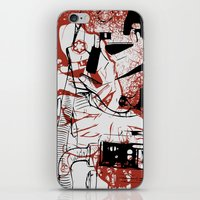 AT-AT Driver and Navigator iPhone & iPod Skin