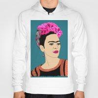 Frida Kahlo Hoody