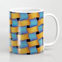 Woven - Pattern Painting Mug