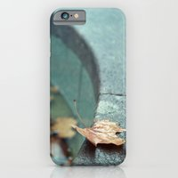 iPhone & iPod Case featuring The Leaf by Nina
