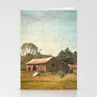 Rural Landscape #1 Stationery Cards