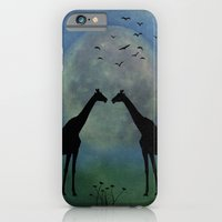iPhone & iPod Case featuring By Moonlight by TaLins