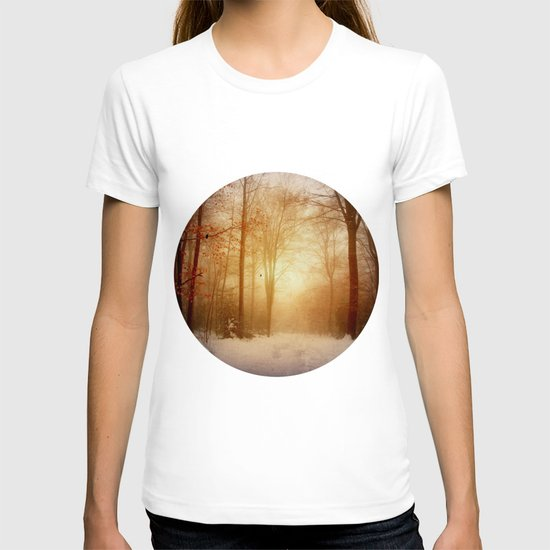 warm wintEr glOw T-shirt