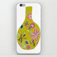 Chinese Pot iPhone & iPod Skin