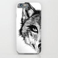 The Wolf Next Door iPhone 6 Slim Case