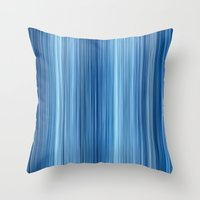 Ambient #1 (from the Art for Airports series) Throw Pillow