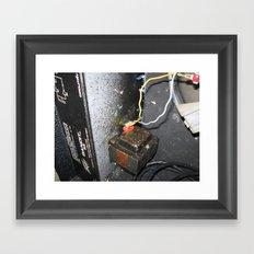 American Ingenuity Framed Art Print