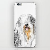 Old English Sheepdog iPhone & iPod Skin