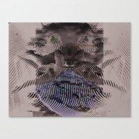 Dancery Canvas Print