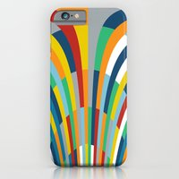 Rainbow Bricks #2 iPhone 6 Slim Case