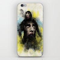 Creeper iPhone & iPod Skin