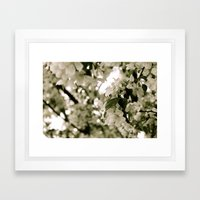 Reach Framed Art Print